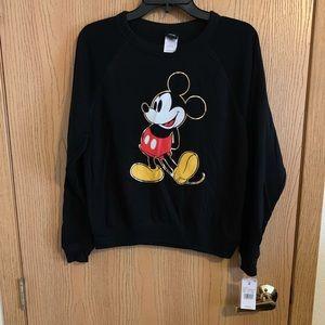NEW! Mickey Mouse sweatshirt